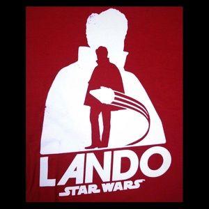 🧨NWT STAR WARS LANDO SOLO SHIRTS🧨